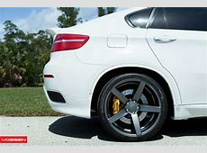 Modified BMW X6 on Vossen Concave Wheels [Video