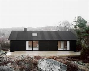 Haus Des Wohnens : schlichte schwarzweiss architektur aus schweden sweet home ~ Indierocktalk.com Haus und Dekorationen