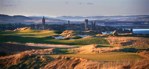 golf packages  st andrews castle  scotland