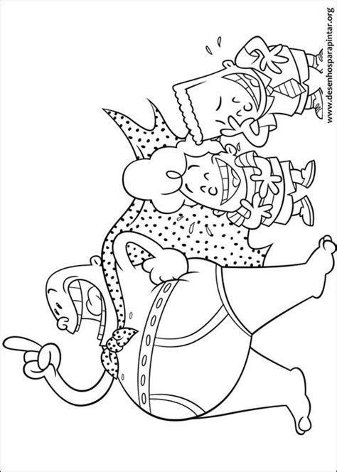 Caillou Coloring Pages 4