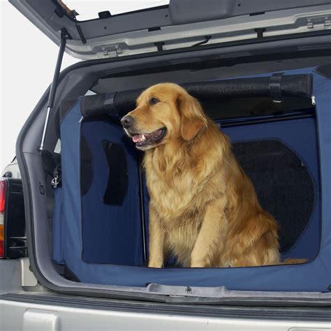hundetransportbox hundebox deluxe soft crate generation ii