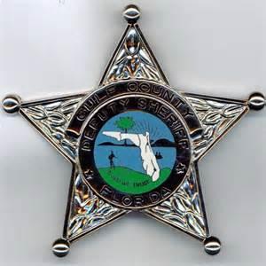 Florida Sheriff Badge