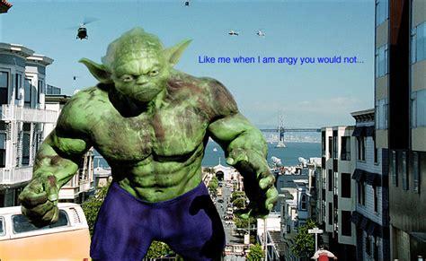 Yoda-Hulk by wired4use on DeviantArt