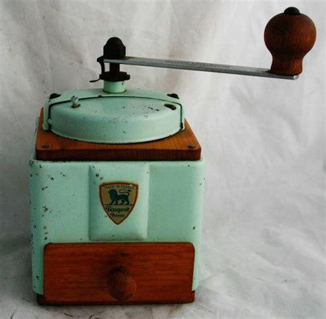 Peugeot Grinders by Vintage Peugeot Freres Coffee Grinder Mill By