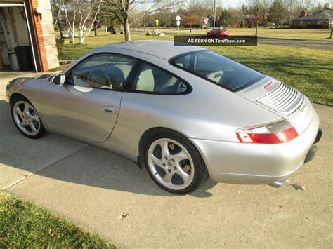 silver porsche carrera 1999 silver porsche carrera c4 awd manual 911 996 59k