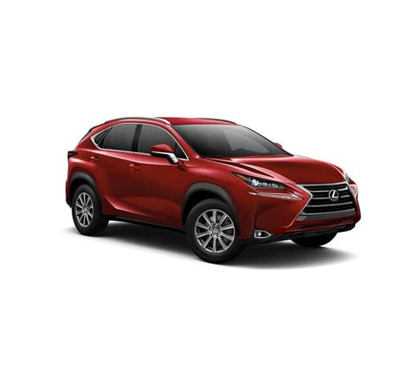 lexus nx red new 2017 matador red mica lexus nx turbo for sale in