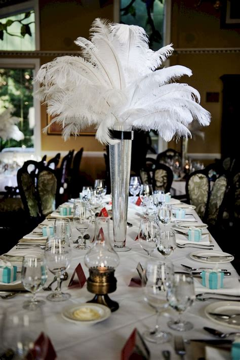 Great Gatsby Wedding Table OOSILE
