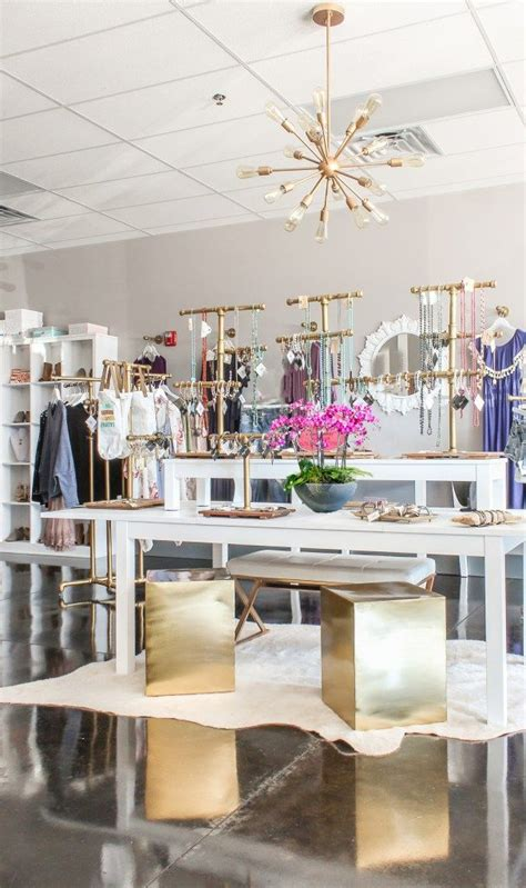 southern  sweet tea modern glam boutique client