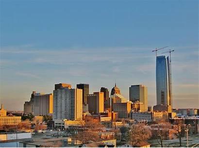 Oklahoma Wikipedia Ok Skyline Downtown Wiki