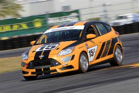 Ford Focus St-r To Make Racing Debut At Daytona Grand Am