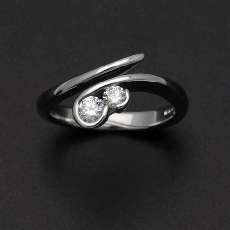 25 engagement rings unique ideas on