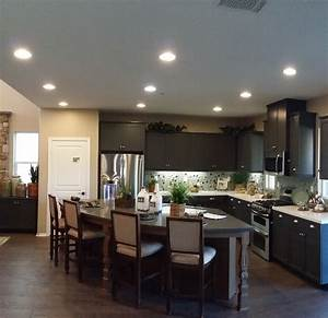 Using Recessed Lighting For The Main Room  Recessed