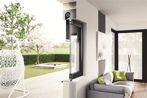 Fenster Heroal by Heroal W 72 Ftf Sander