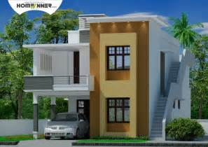 modern contemporary tamil nadu home design indianhomedesign - House Designs