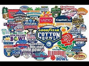 College Football Bowl Game / Playoff Predictions 2016-2017 ...
