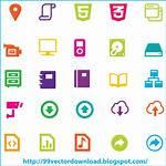 Icon Website Vector 1000 Icons