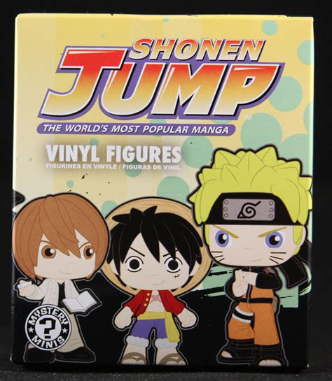anime blind box shonen jump best of anime mystery minis series 2