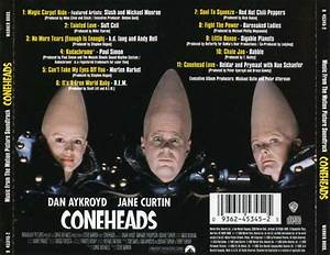 Coneheads Soundtrack  1993