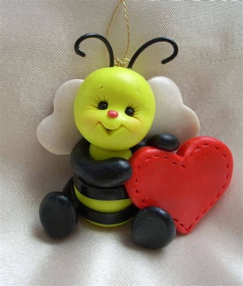 honey bee bumblebee bee personalized christmas ornament