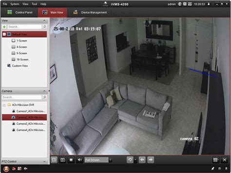 ivms  client  hikvision cameras clear