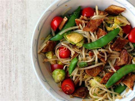 comment cuisiner les pousses de soja recettes de pousses de soja et sauté