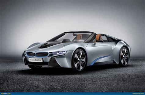 future bmw i8 ausmotive com bmw i8 concept spyder revealed