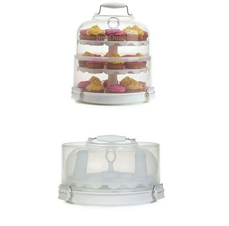 cupcake holder carrier cake container holder bakery