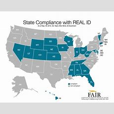 The Real Id Act Ten Years Later  Federation For American