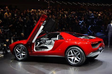 Il Suv Lamborghini Disegnato Da Giugiaro