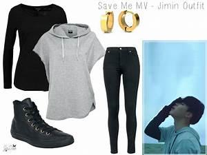 Jimin Save Me MV Outfit #Jimin #BTS #SaveMe #OOTD | (BTS) Inspired Outfits | Pinterest | Roupas ...