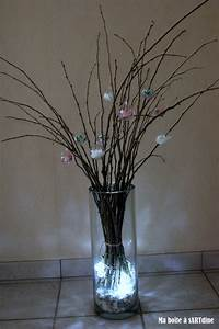 Branches Deco Interieur : decoration branche bois vase ~ Teatrodelosmanantiales.com Idées de Décoration