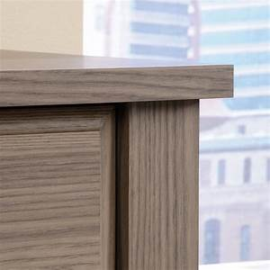 Sauder Shoal Creek Lateral File Cabinet With Doors
