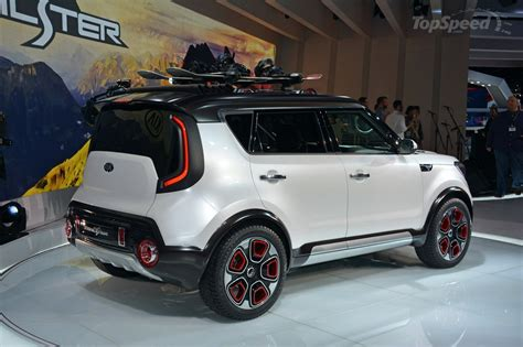 When Is The 2020 Kia Soul Coming Out by 2018 Kia Soul Burner Concept Car Photos Catalog 2019