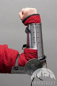 great quality stainless style western arm armour