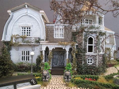 munsters house friday haunted doll house scale replicas gabbing