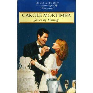 Joined By Marriage By Carole Mortimer Reviews