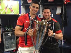 Kevin Barrett making his mark with Saracens - The Avondhu ...