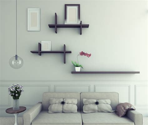 Decorating Ideas For Uneven Walls by Wall Decor Idea For Blank Wall Midcityeast