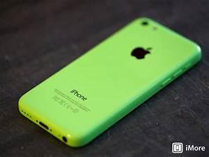 Green iPhone 5c unboxing, hardware tour, macro close-up ...