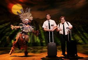 'The Book of Mormon' at Eugene O'Neill Theater - Review ...