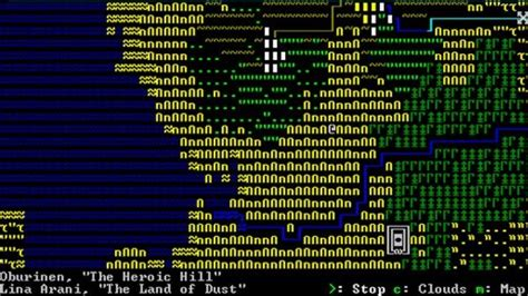 The Creator Of Dwarf Fortress Doesn't Really Like To Play
