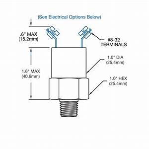 Nason Sm Low Pressure Switch