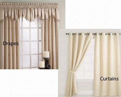 Curtains Drapes Window Blinds Courtesy Should Secrets