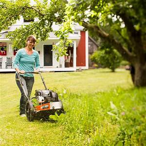 Trimmer Mower  6 75 Briggs And Stratton Manual Start