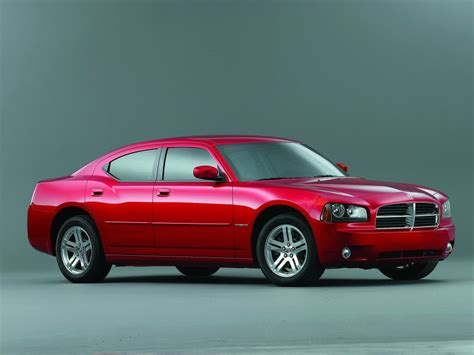 2006 Dodge Charger Rt Pictures, Specifications, And