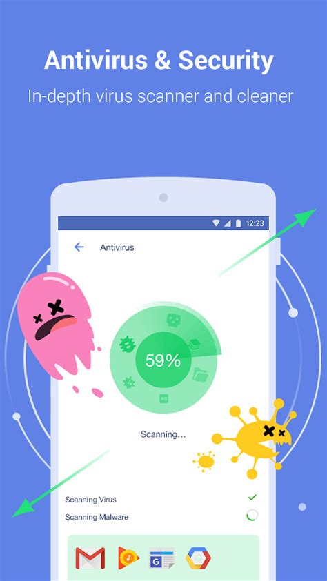 Power Clean  Anti Virus Cleaner And Booster App Android