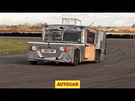 R The Grand Tour by Top Gear Hammerhead Eagle I Thrust Electric Car Driven By