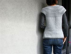 Pull Manche Courte Homme : modele tricot pull femme sans manches ~ Dode.kayakingforconservation.com Idées de Décoration