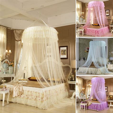 Bedroom Canopy by Fashion Princess Bed Canopy Mosquito Net Netting New
