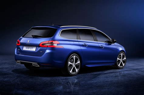 Peugeot 308 Wagon by Nuova Peugeot 308 Gt Station Wagon Sw 2 Italiantestdriver